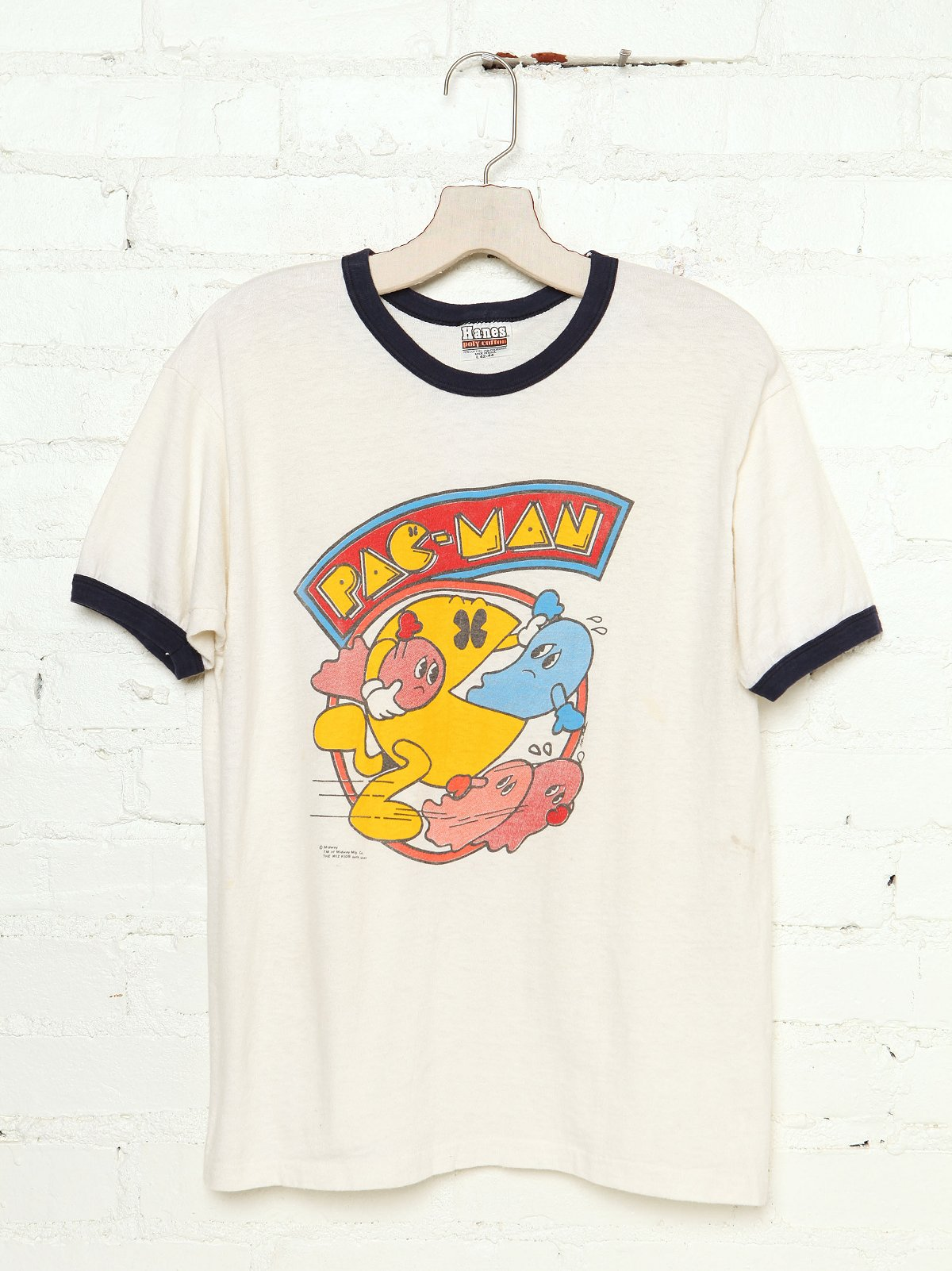 Vintage Pac-Man Graphic Tee