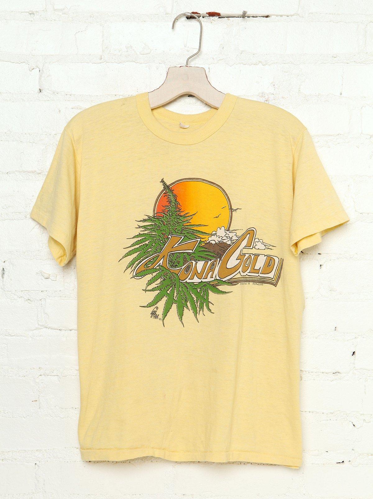 Kona Gold Tee