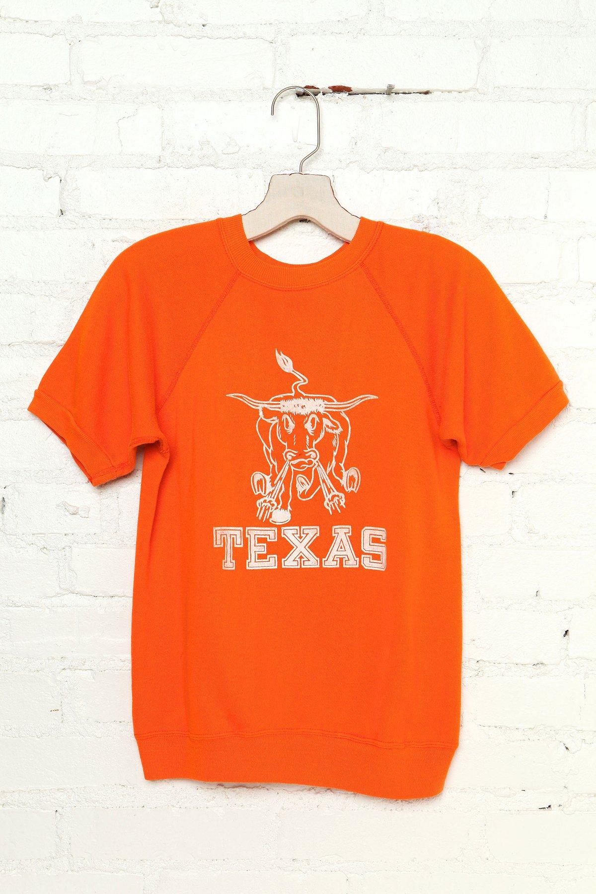Vintage Texas Sweatshirt