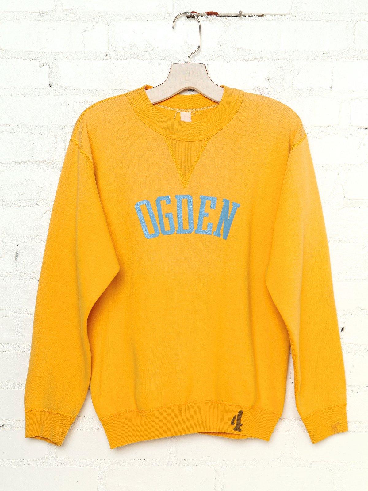 Vintage Ogden Graphic Sweatshirt