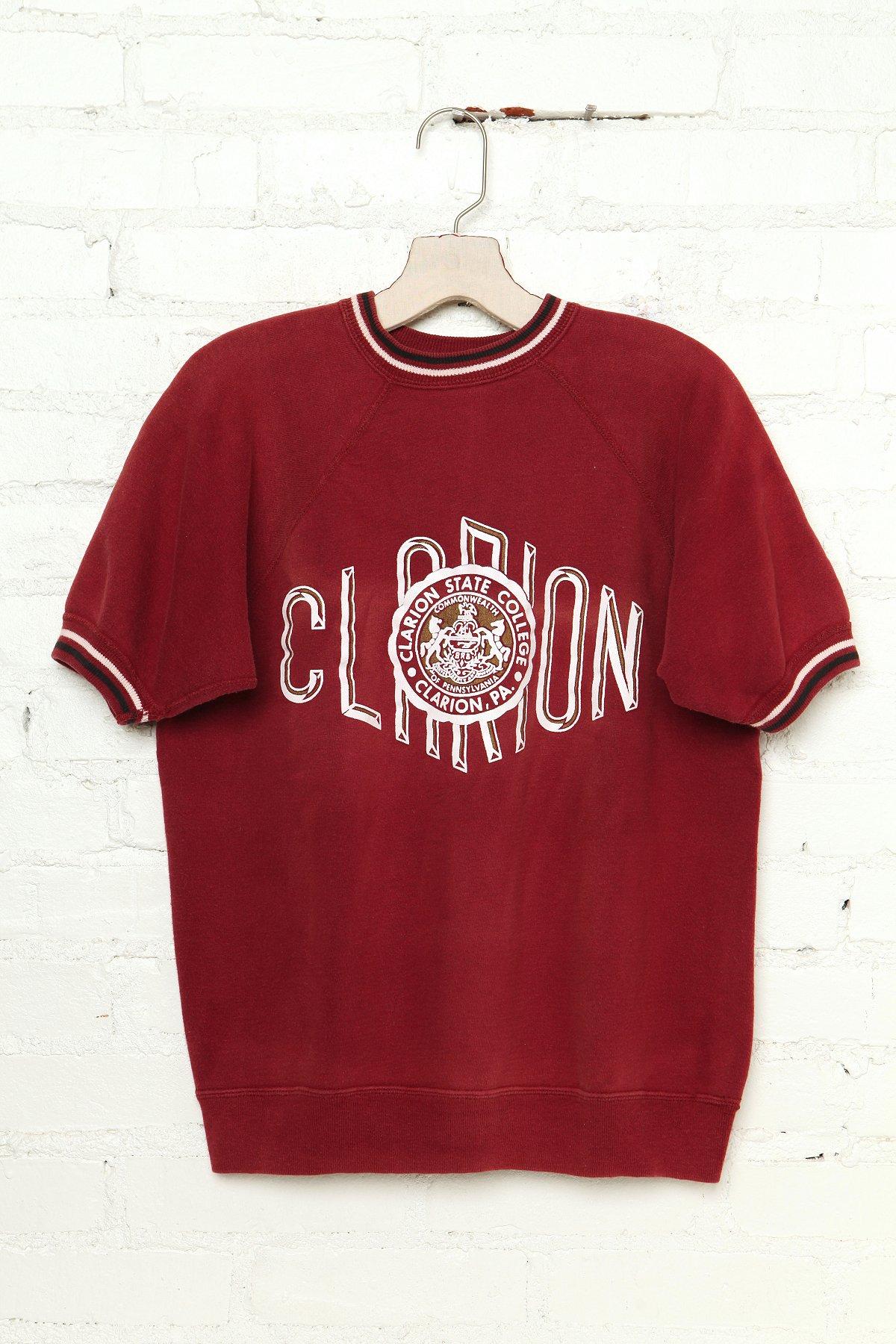 Vintage Clarion State College Sweatshirt