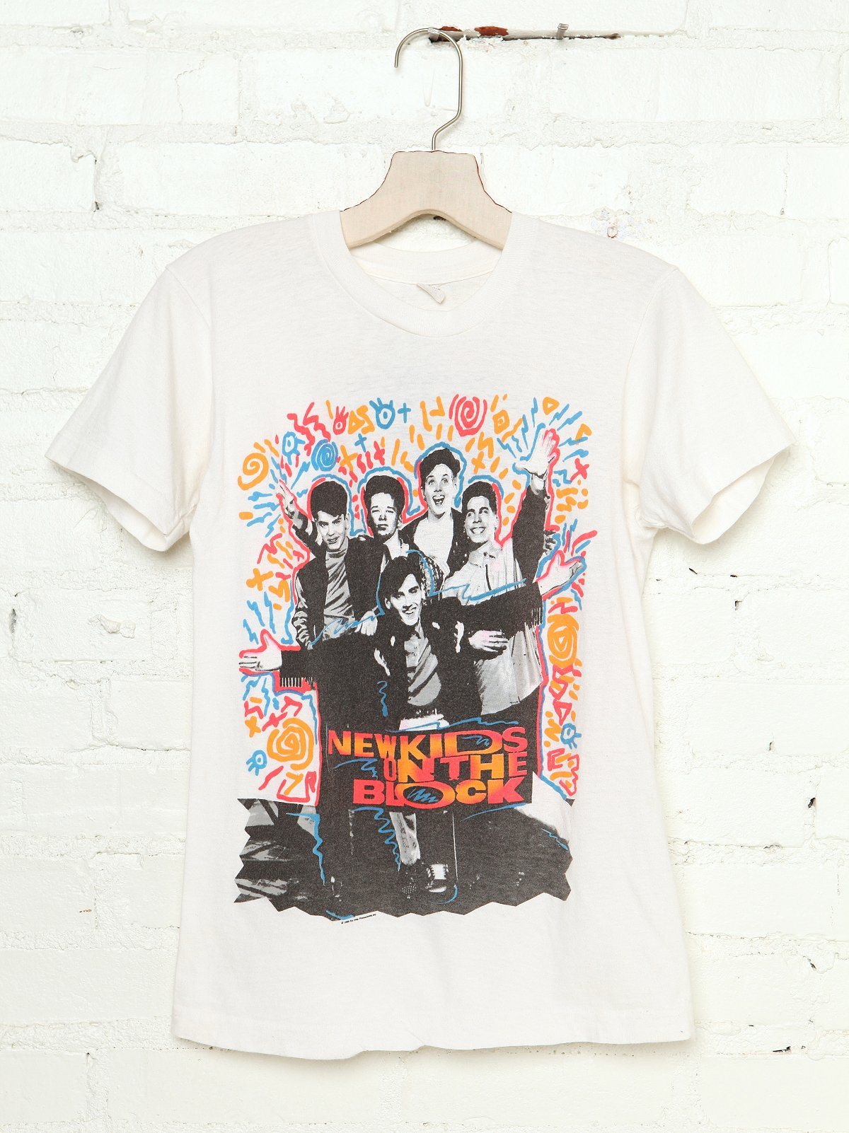 Vintage New Kids On The Block Tee