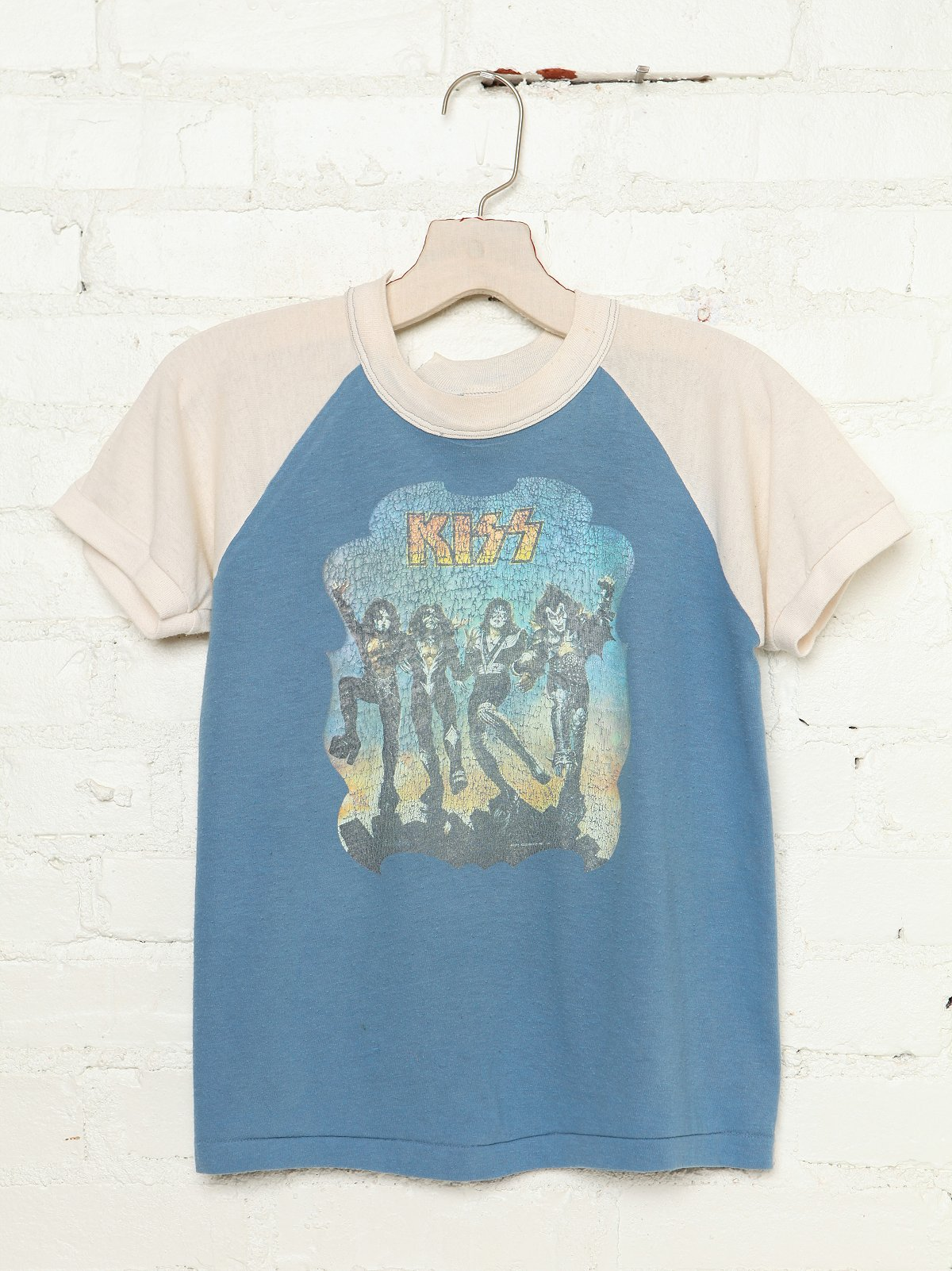 Vintage KISS Graphic Tee