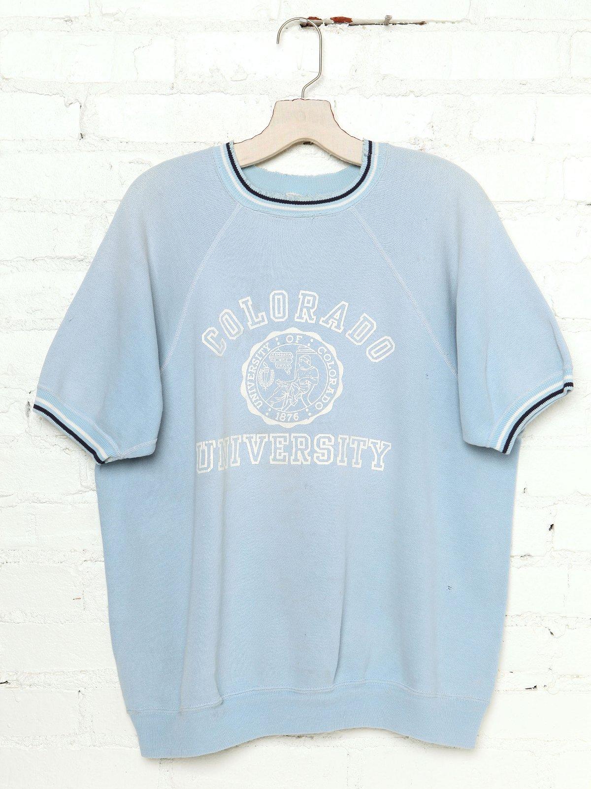 Vintage Colorado University Sweatshirt