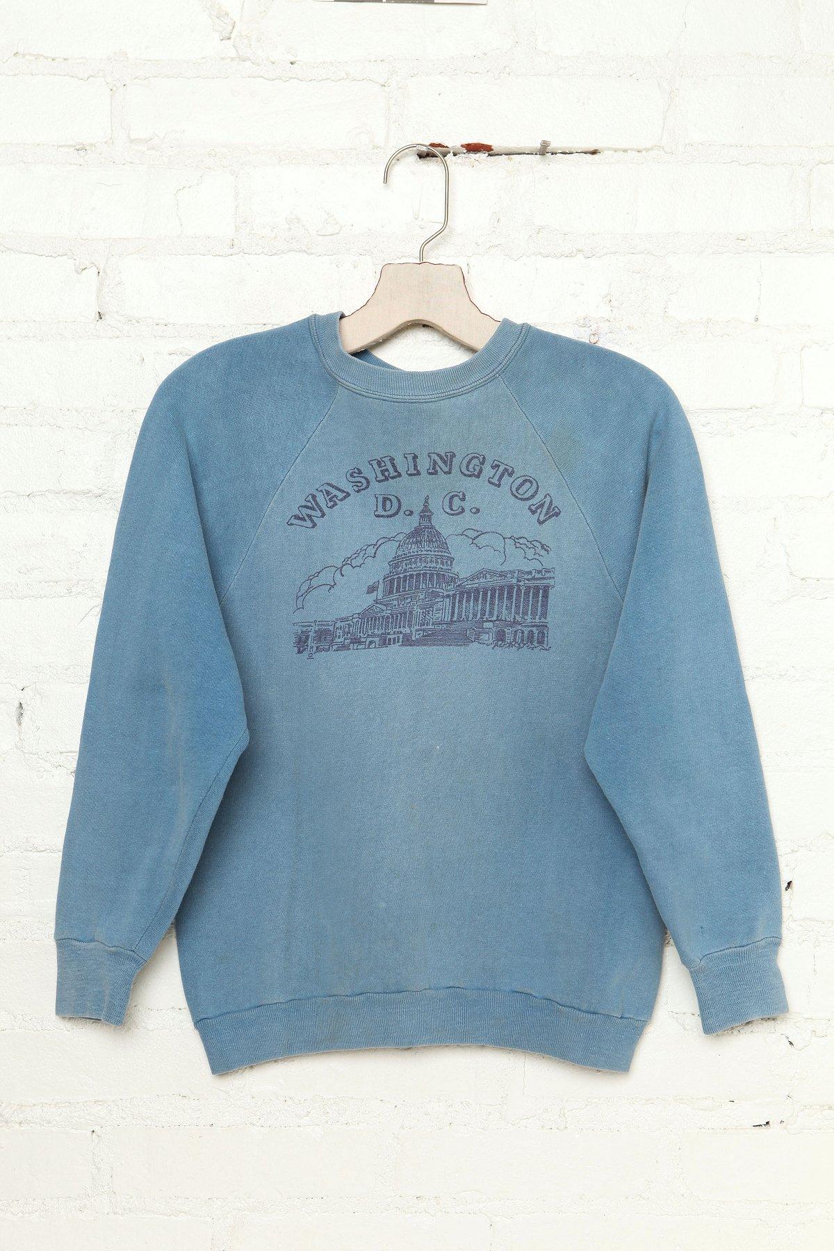 Vintage Washington D.C. Sweatshirt