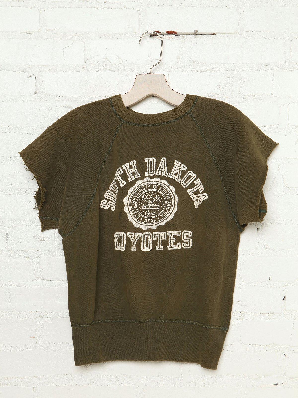 Vintage South Dakota Sweatshirt