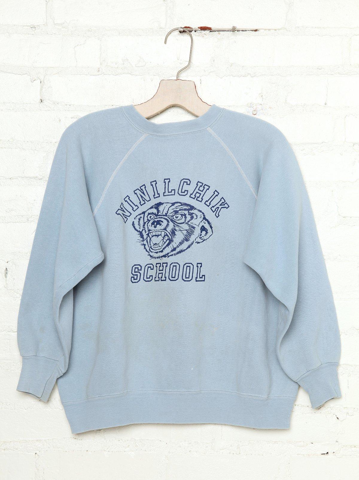 Vintage Ninilchik School Sweatshirt