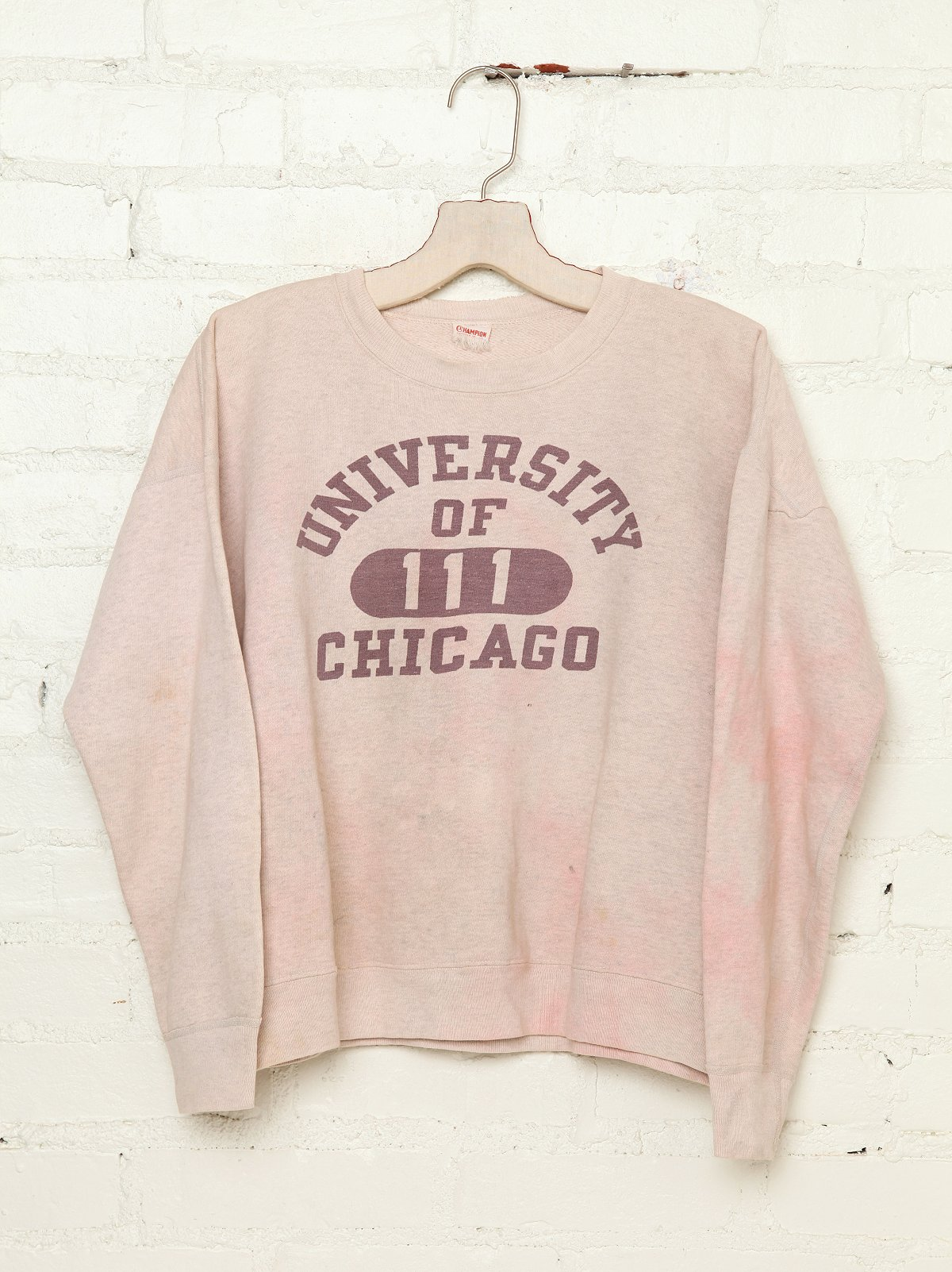 Vintage University of Chicago Sweatshirt