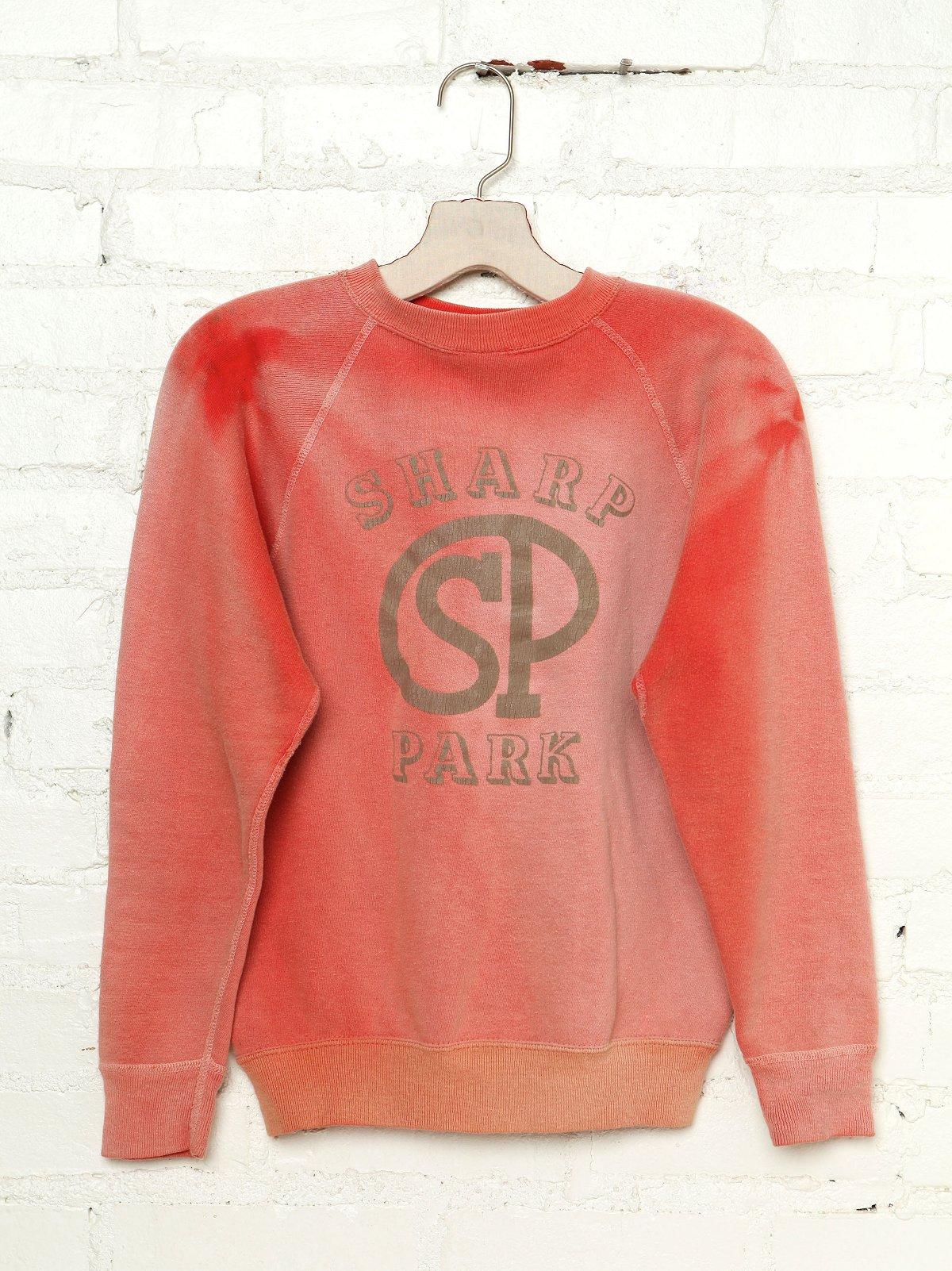Vintage Sharp Park Sweatshirt