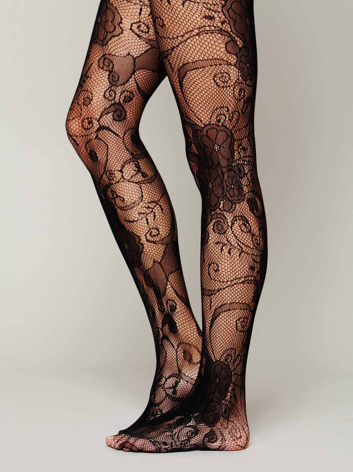 Victorian Lace Tight