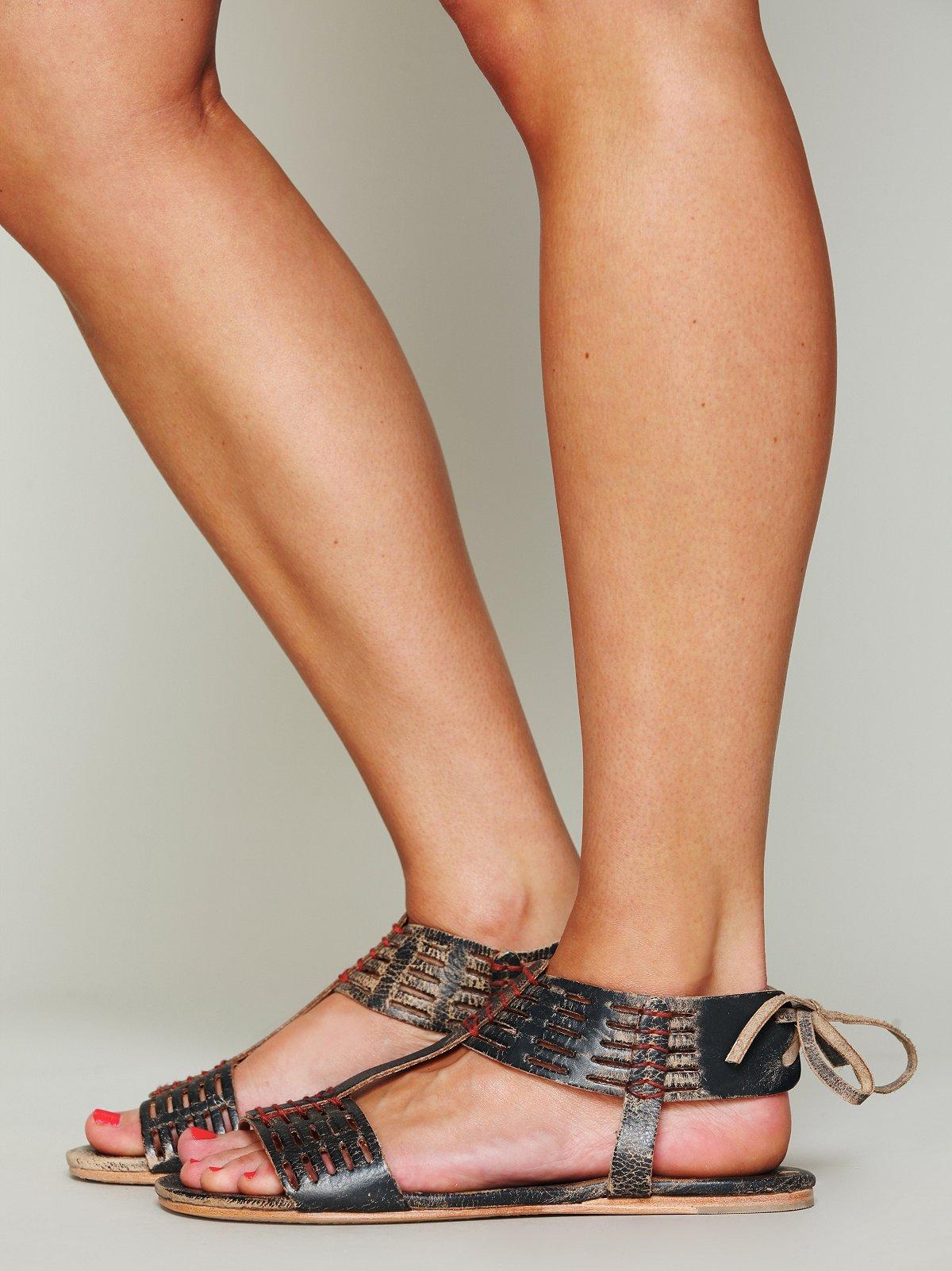 Cadice Stitch Sandal