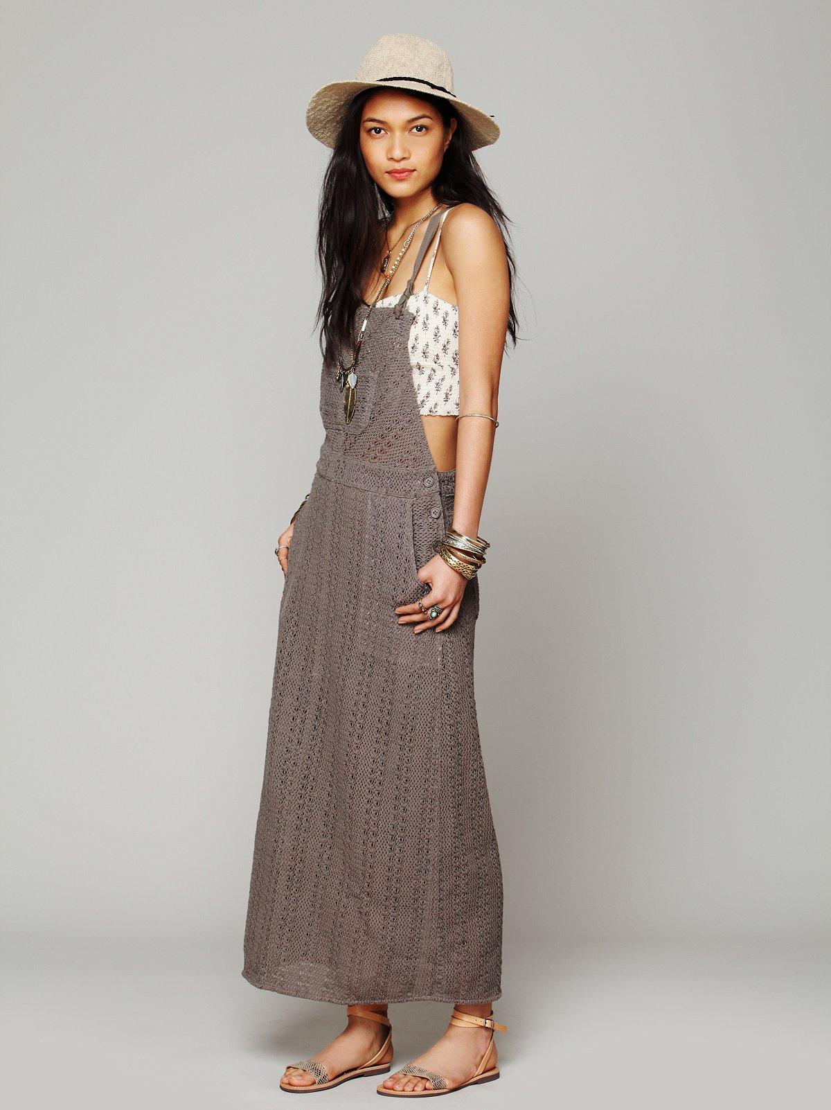 Feder Overall Dress