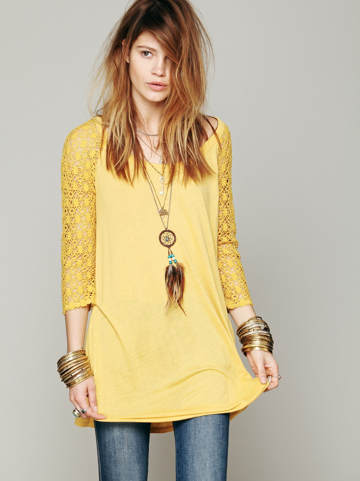 Pitch Hitter Tunic