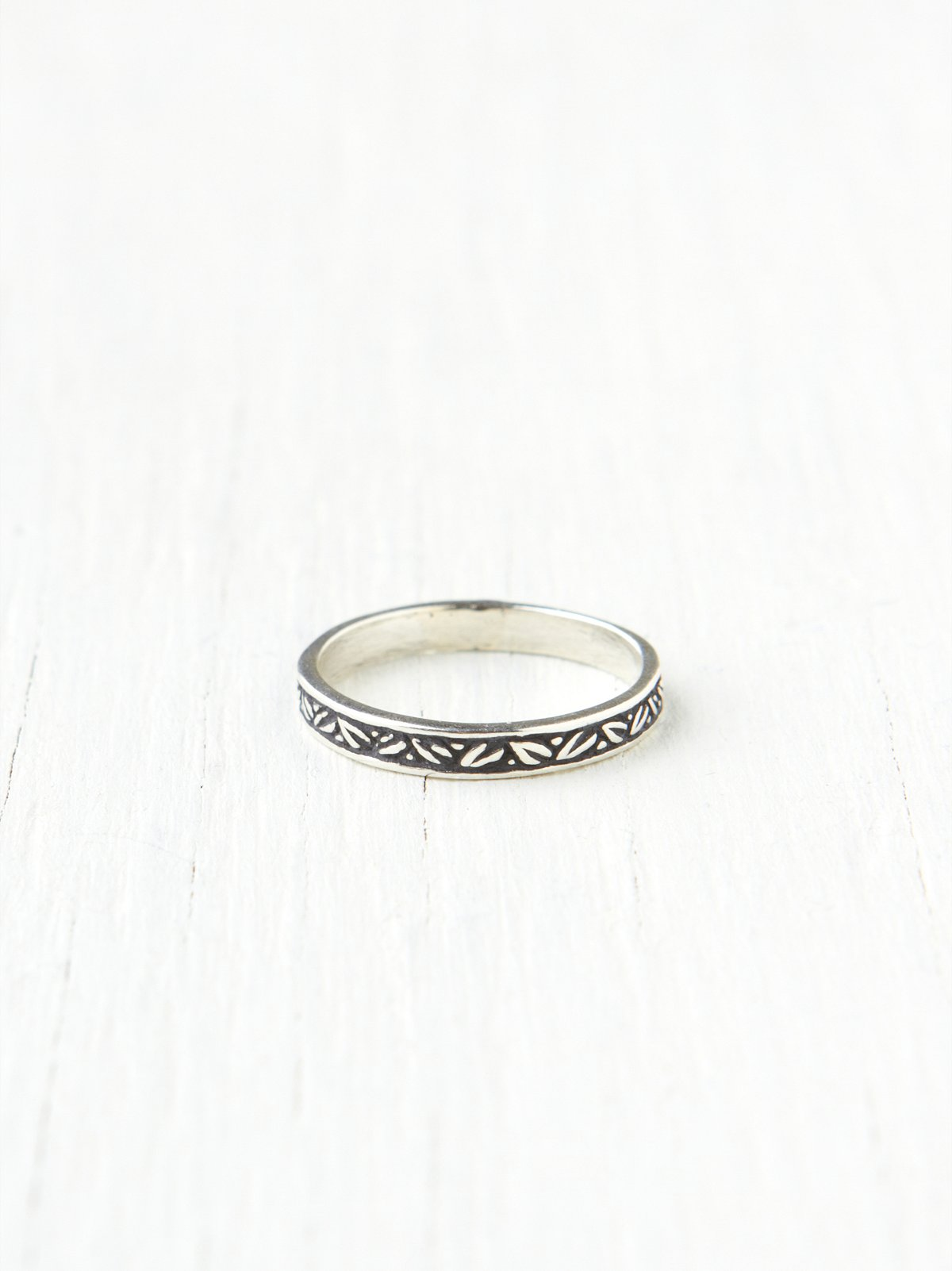 Stacking Delicate Ring