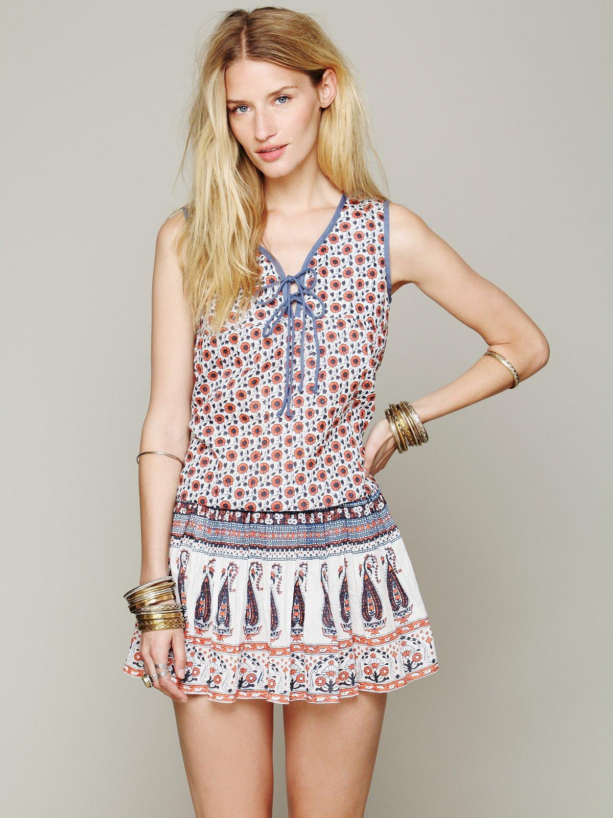 Coachella Mini Dress