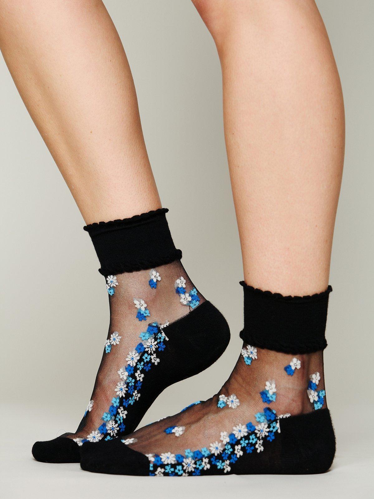 Garden Splash Anklet
