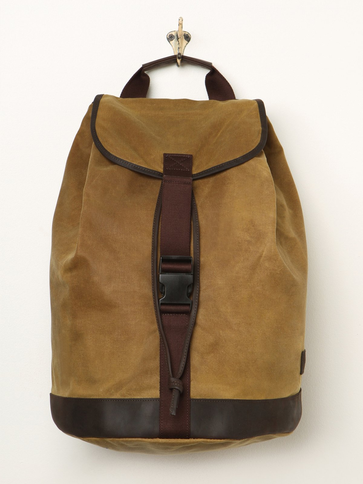 Barbour Wax Acasta Backpack