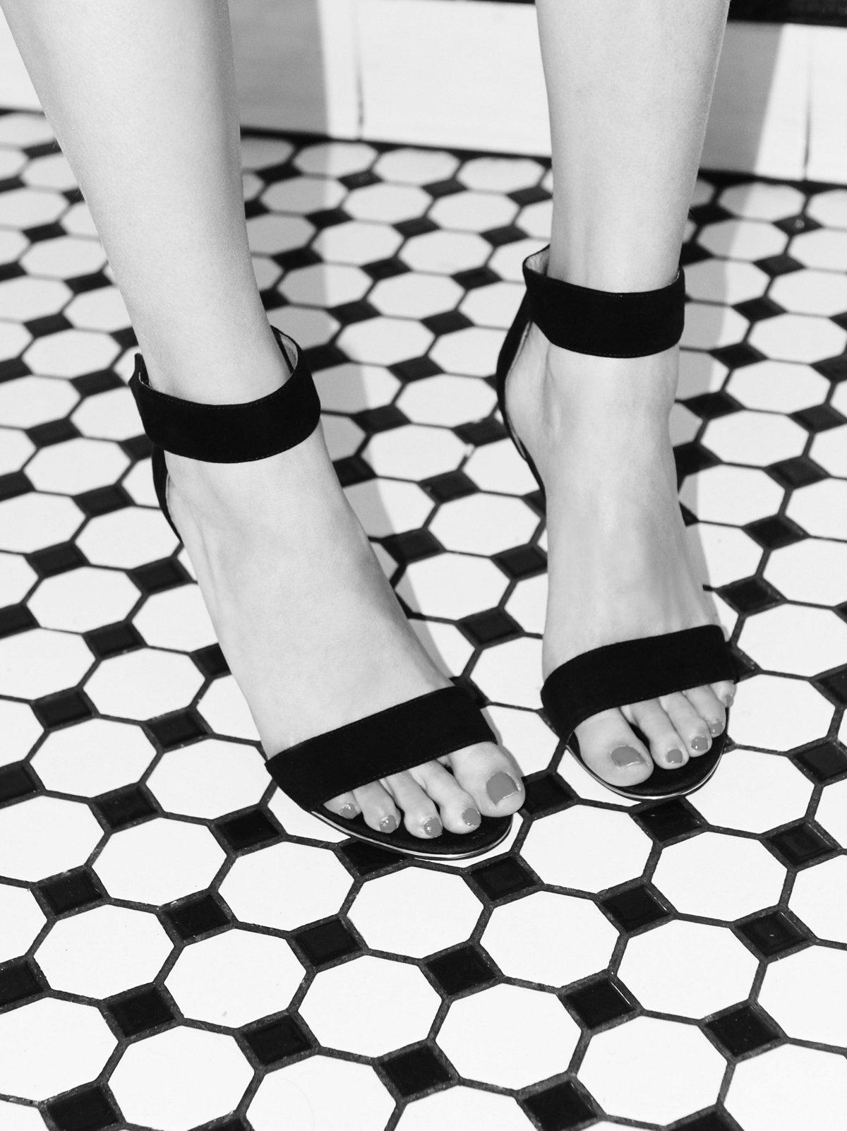 Wait Until Dark Heel