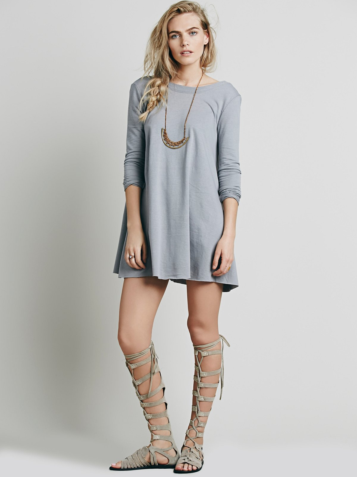 Beatnik裙衫