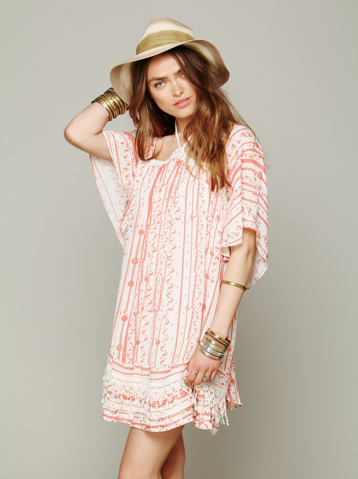 FP New Romantics Paisley Punch Dress