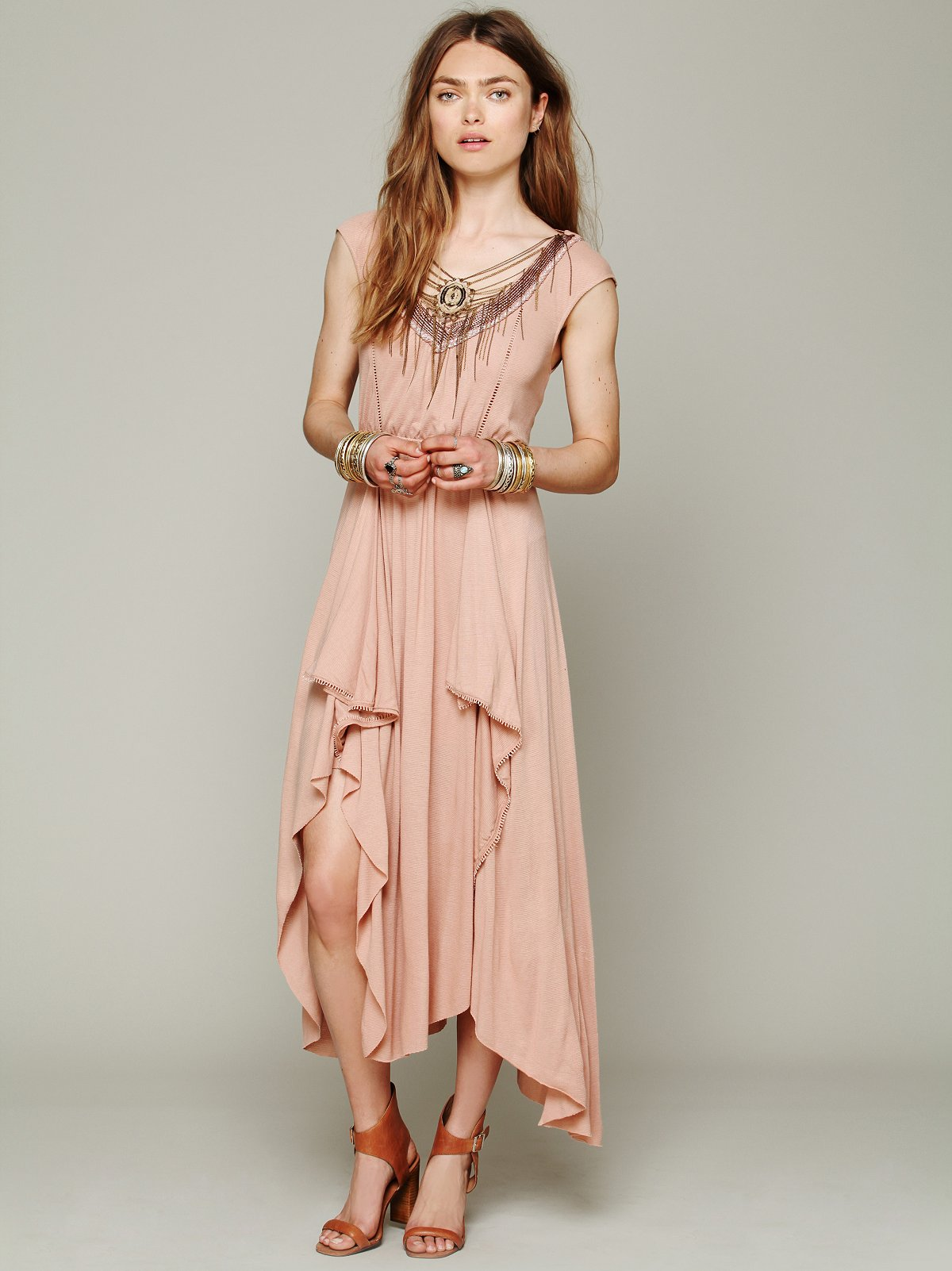 FP New Romantics Cleo Maxi Dress
