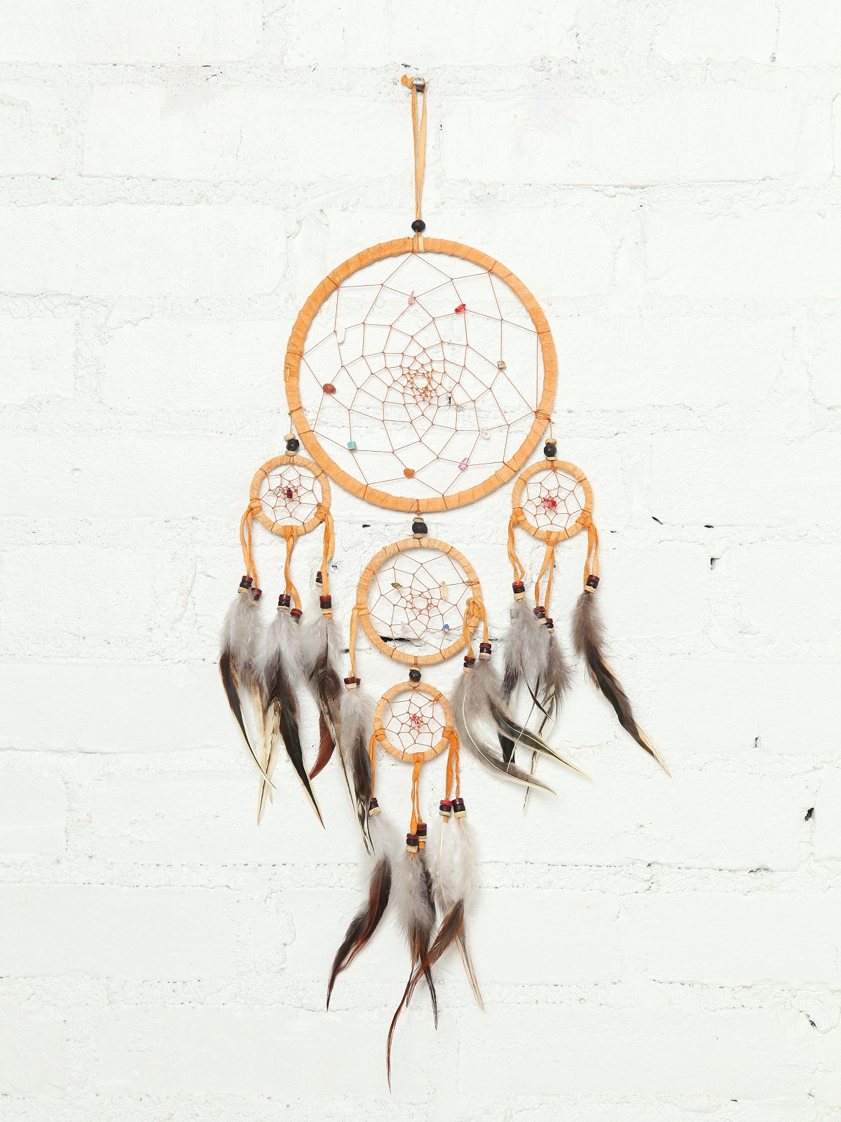 Vintage Handmade Dream Catcher
