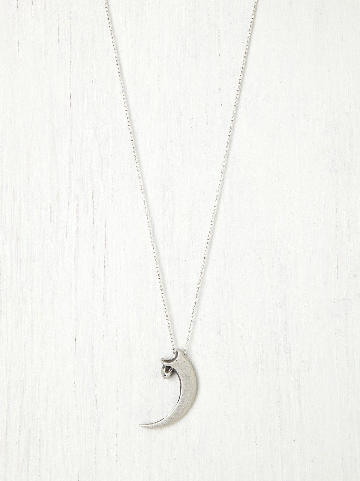 Eagle Talon Necklace