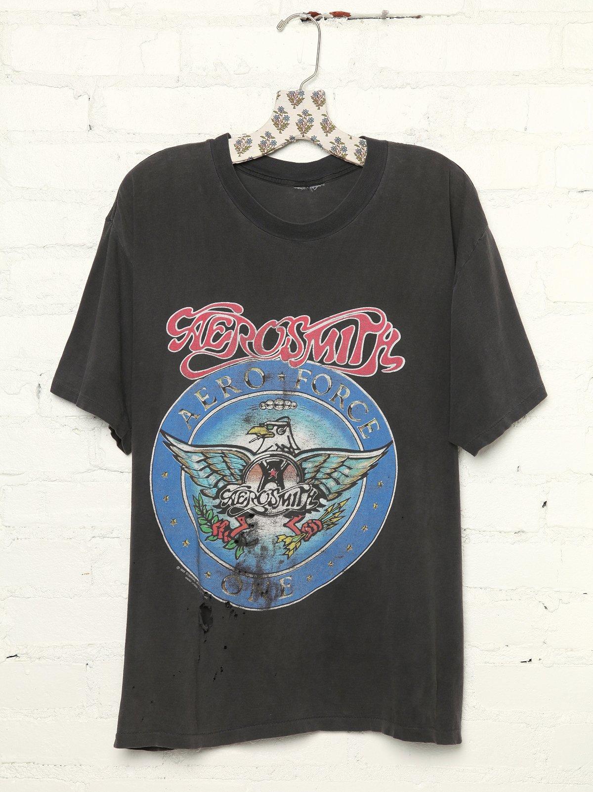Vintage Aerosmith Tour Tee