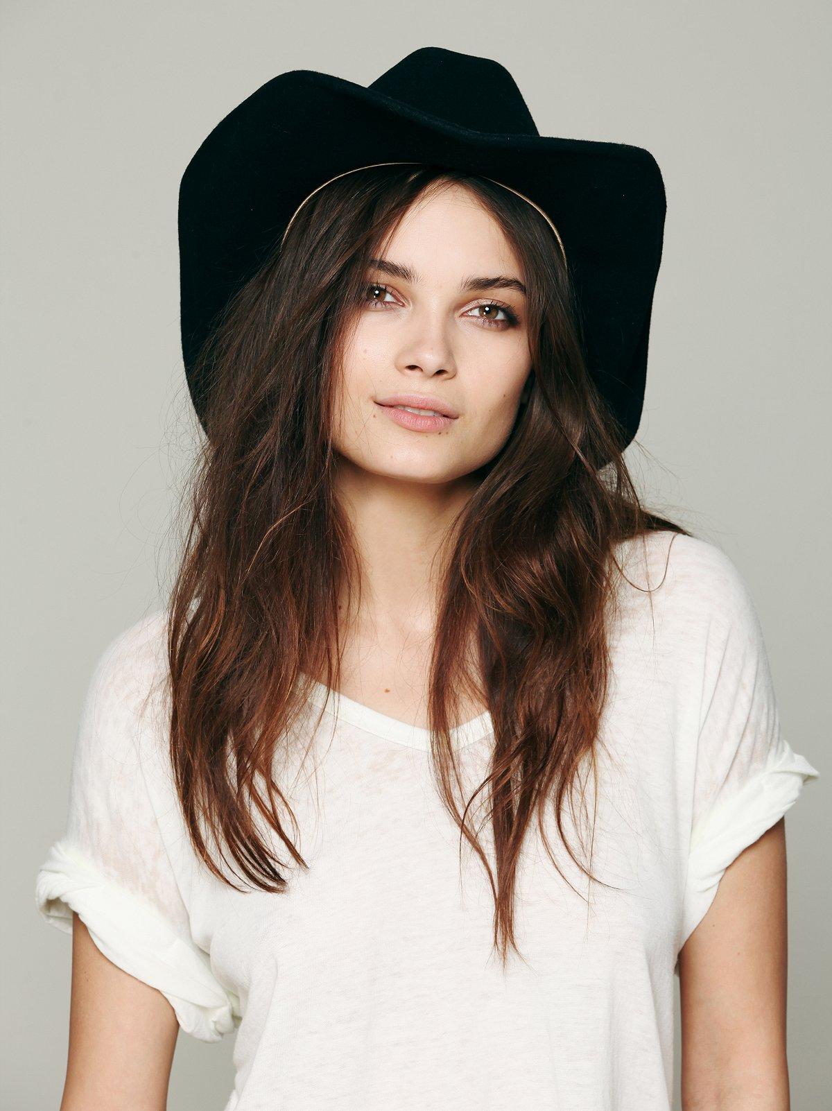 Rancher Wool Cowboy Hat