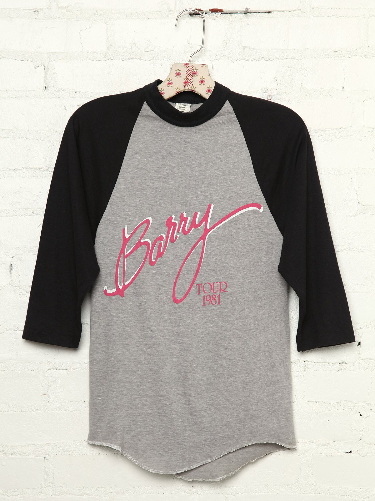 Vintage Barry Tour Tee