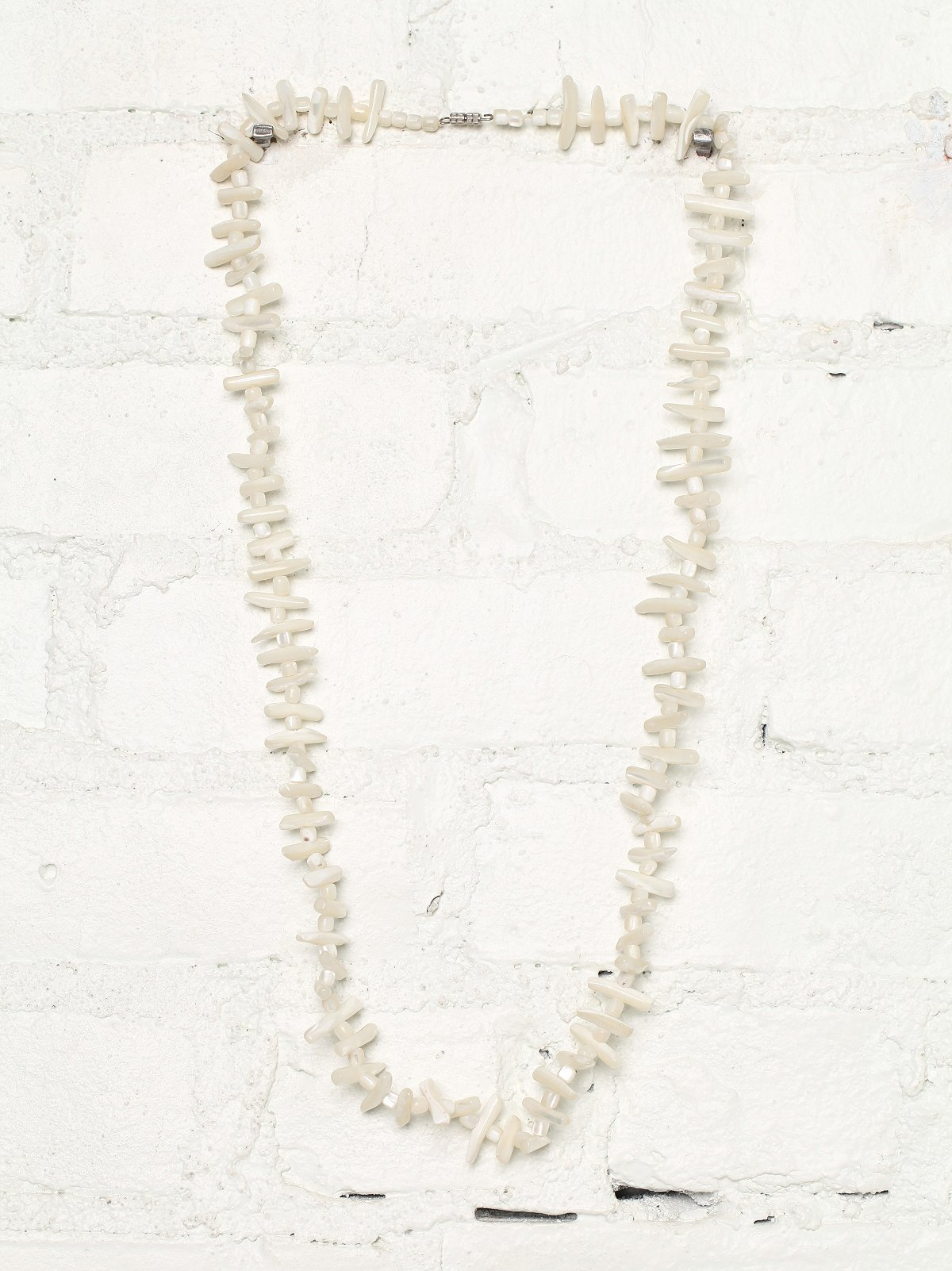 Vintage Ivory Shell Necklace