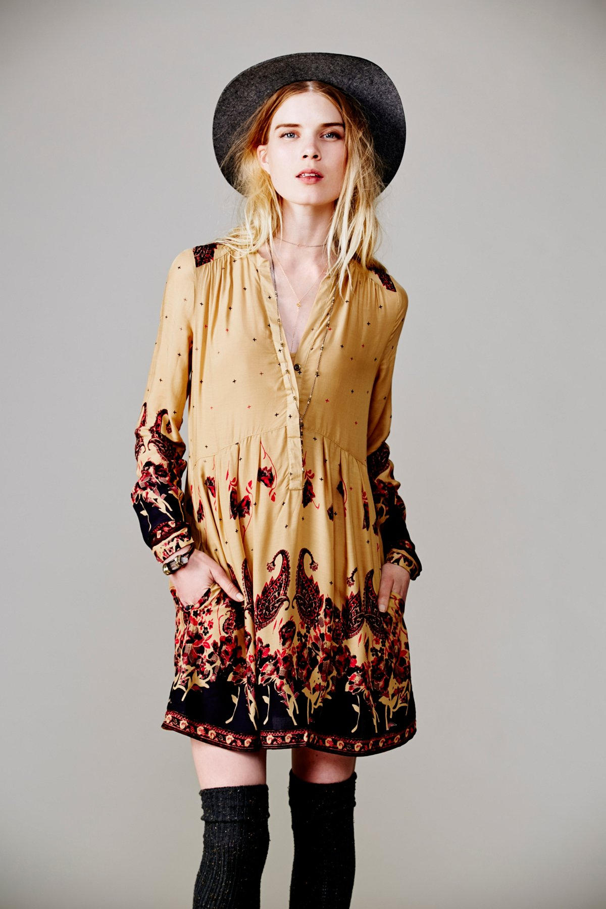 Sierra Valley Shirt Dress