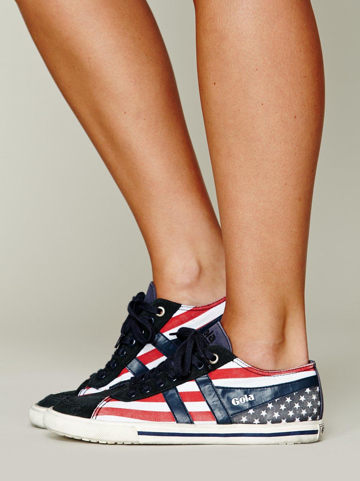 Nation Retro Classic Sneaker