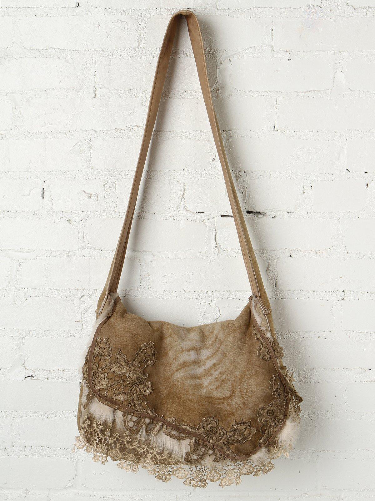 Lace Phoenix Bag