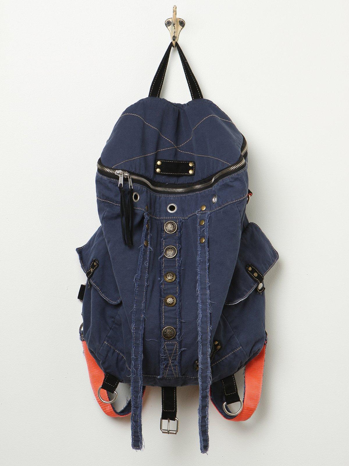 Cruiser Convertible Backpack