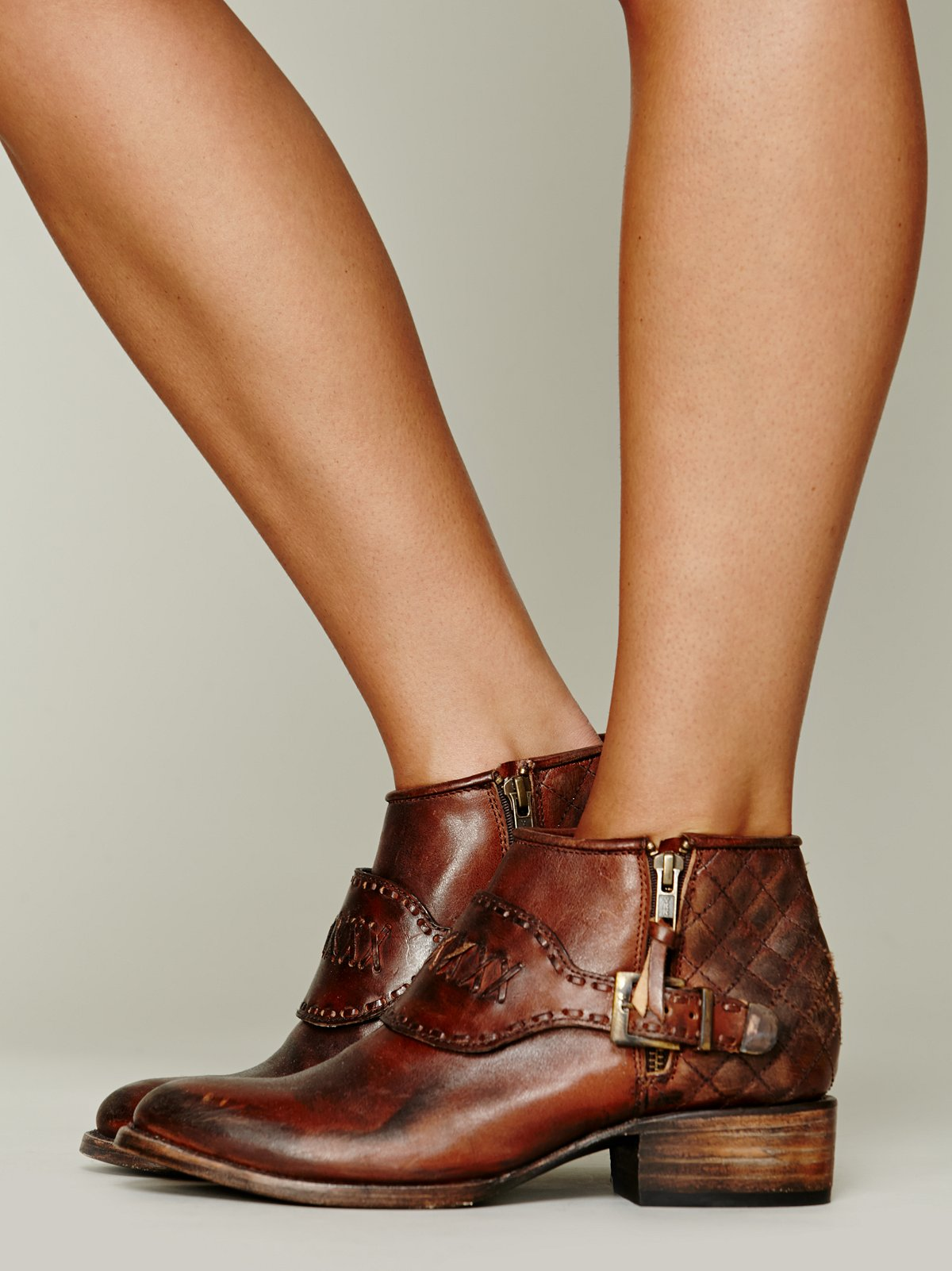 Luxton Ankle Boot