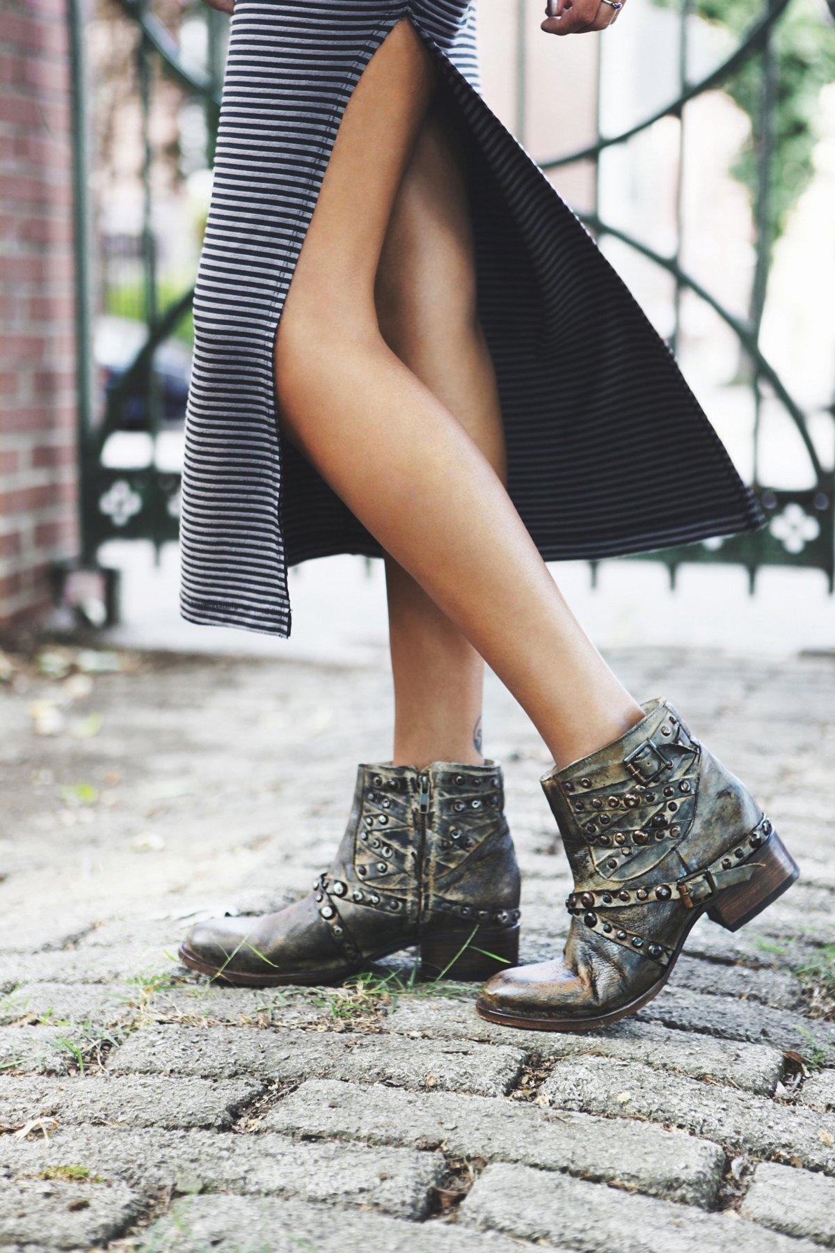 Tulsa Wrap Ankle Boot