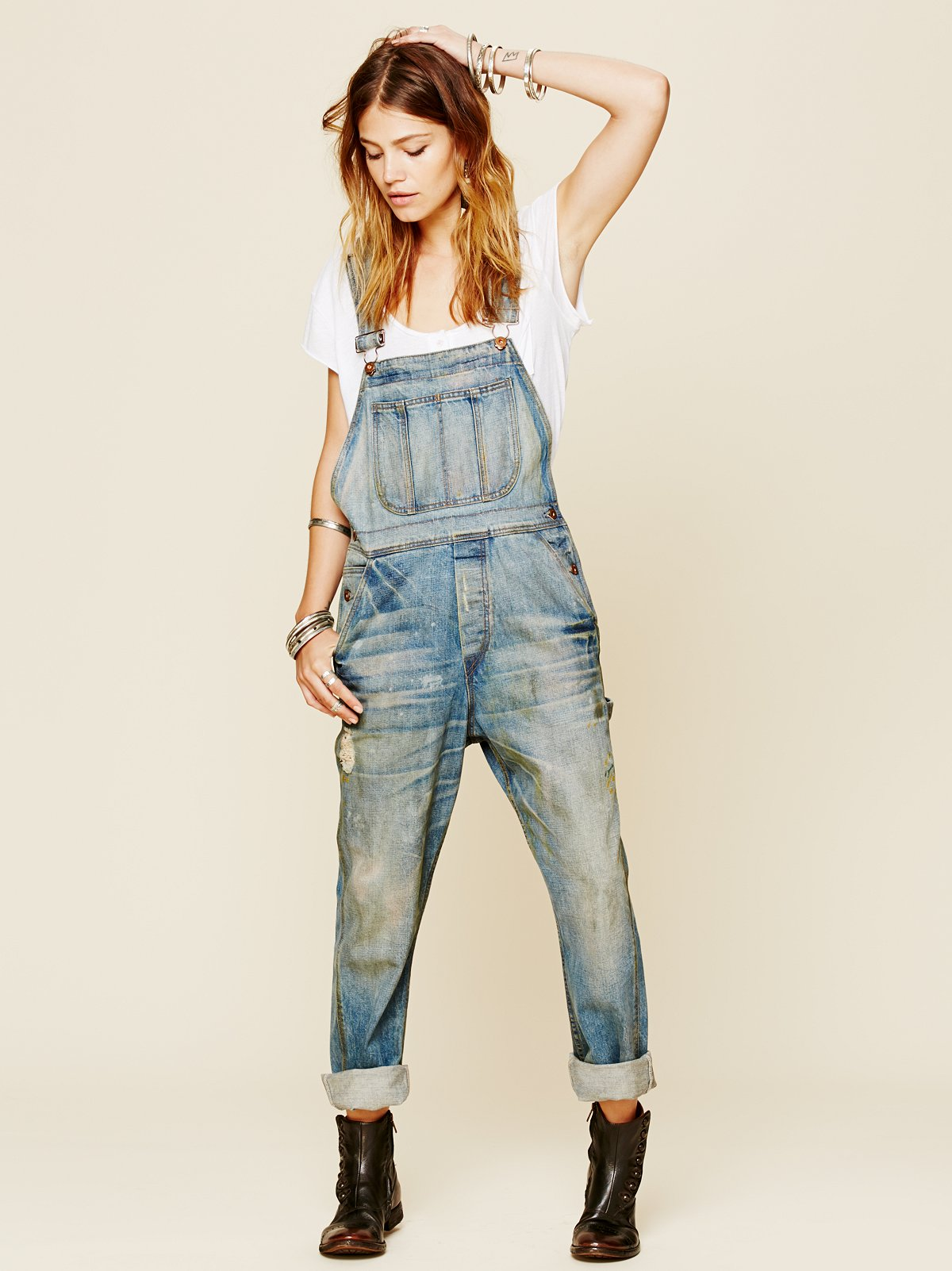 Rascal Washed Overall