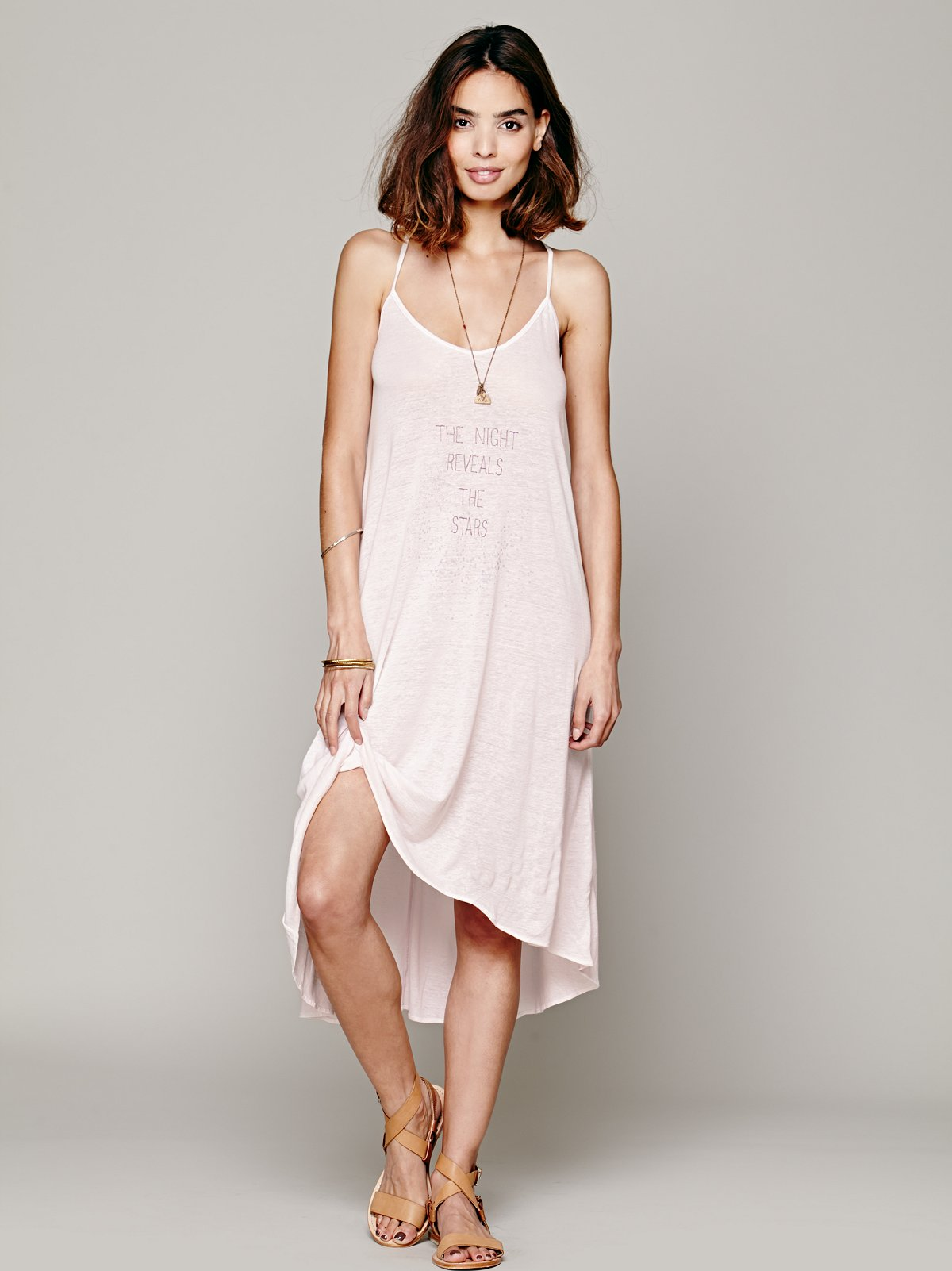 Linen Nightie