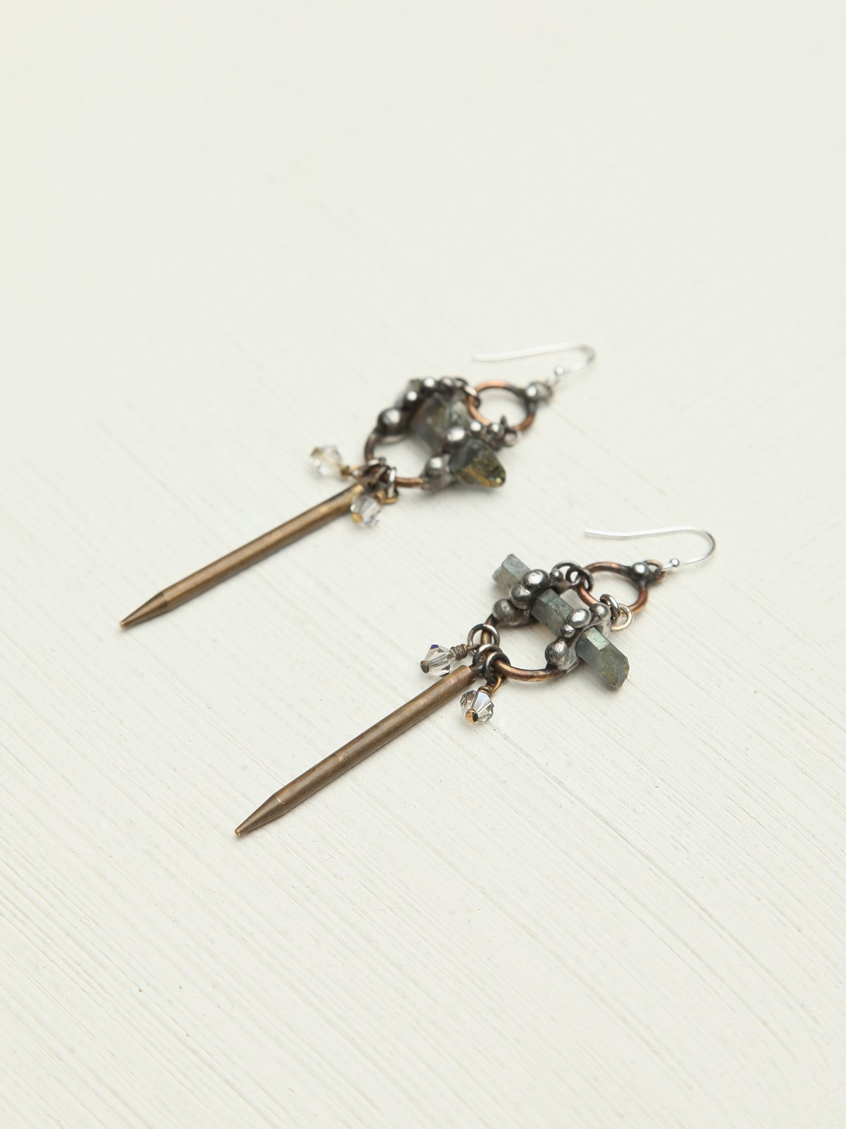 Bound Crystal Earring