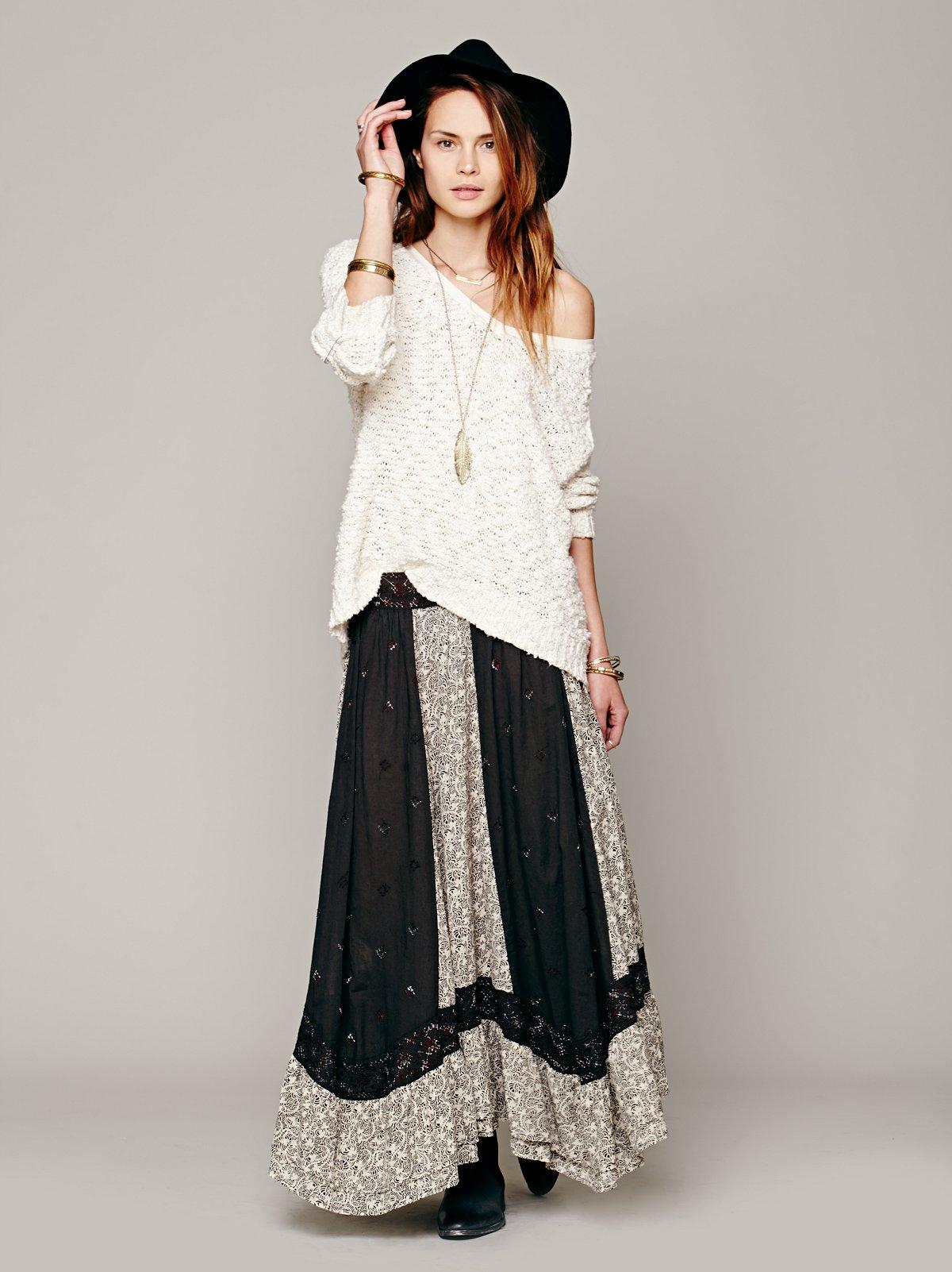 Heirloom Maxi Skirt