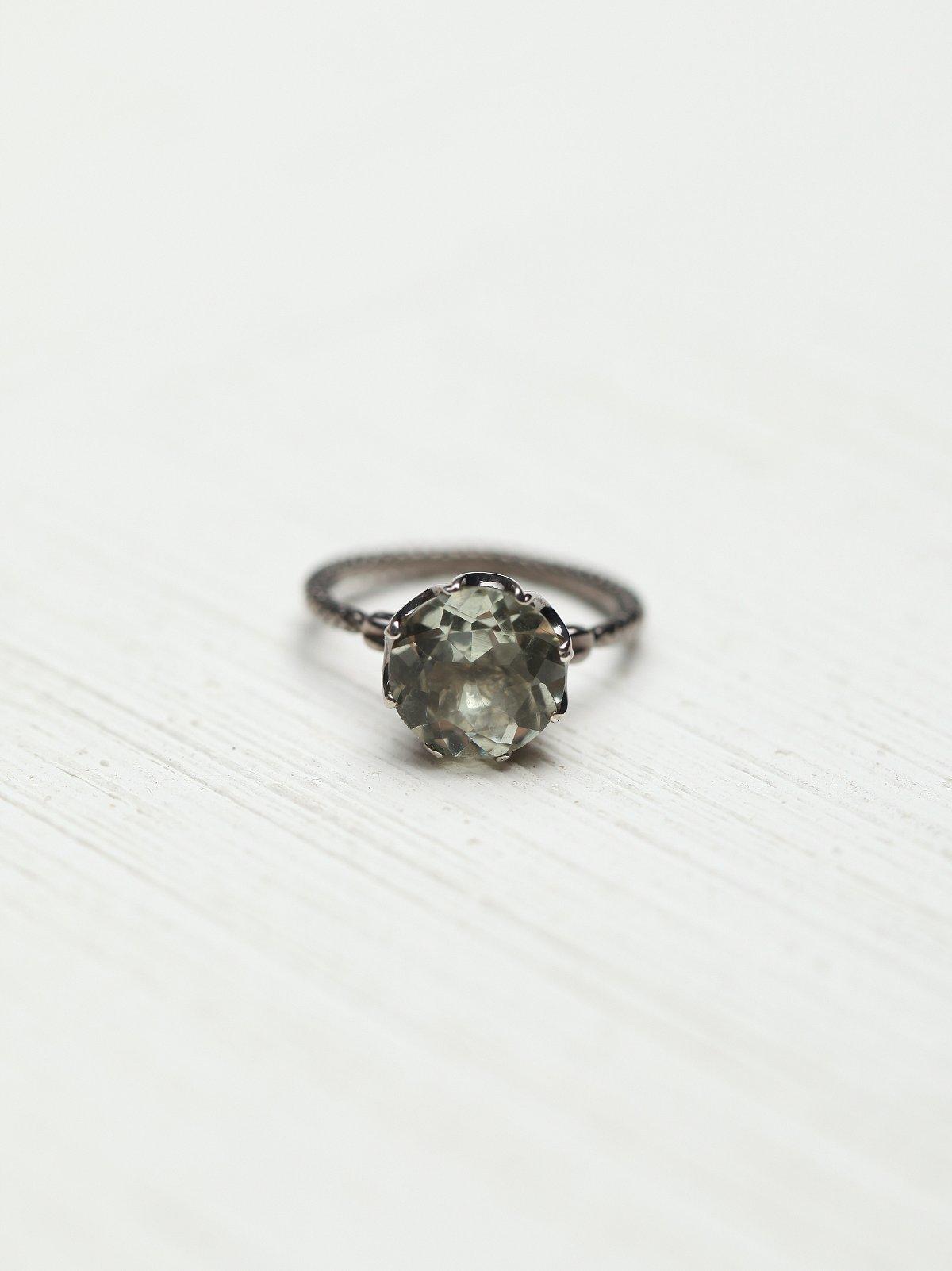 Black Arcadia Ring