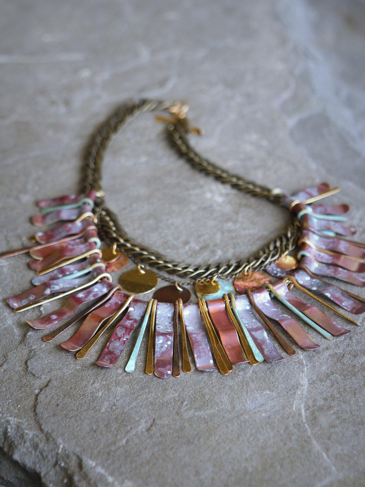 Ramses Patina Collar