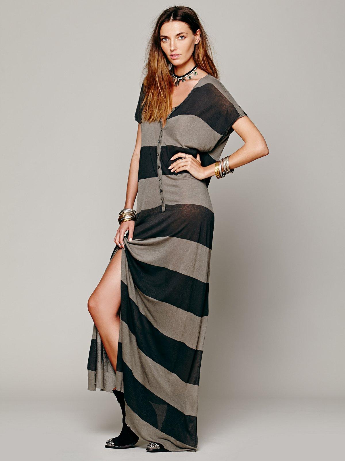 Marrakesh Stripe Dress