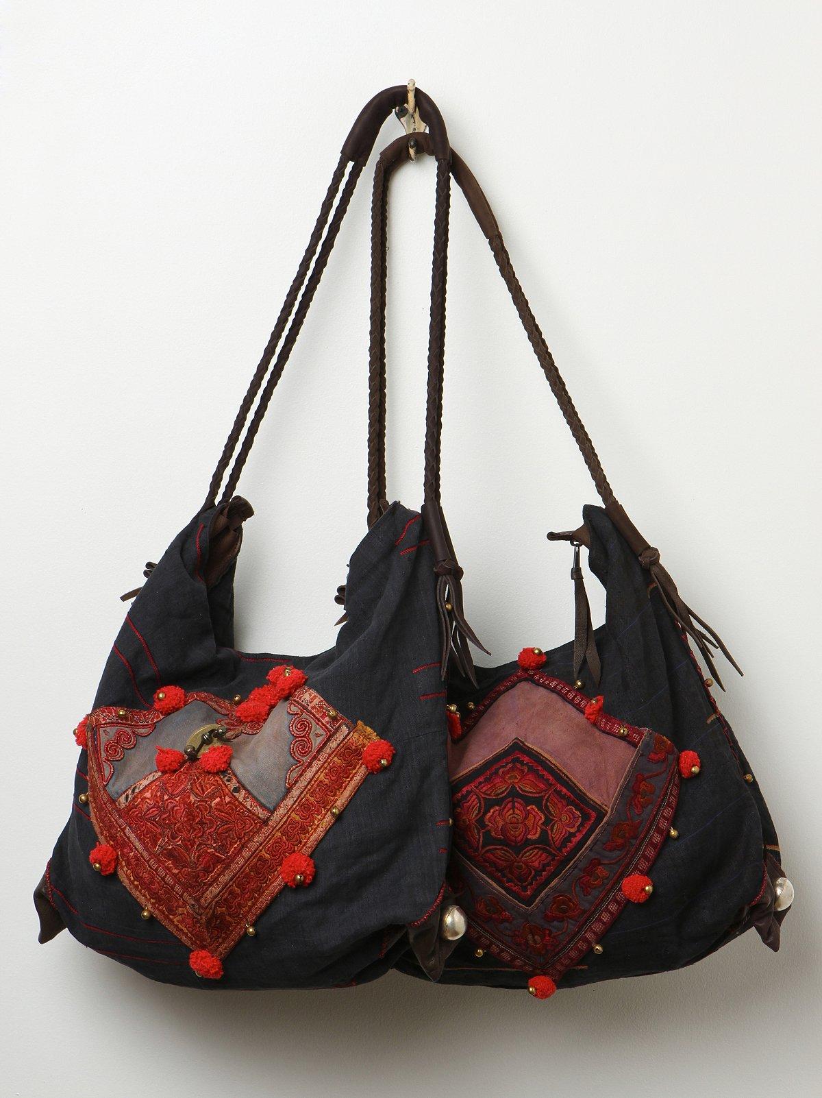 Yamara Tapestry Hobo