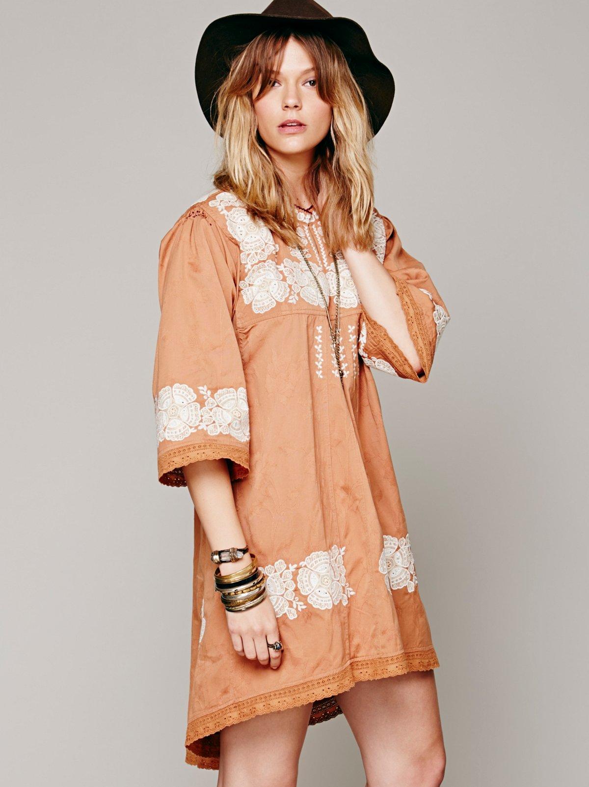 FP New Romantics Doll Face Peasant Dress