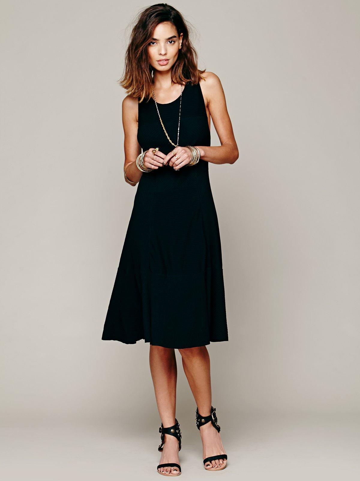 Edie Swing Knit Dress
