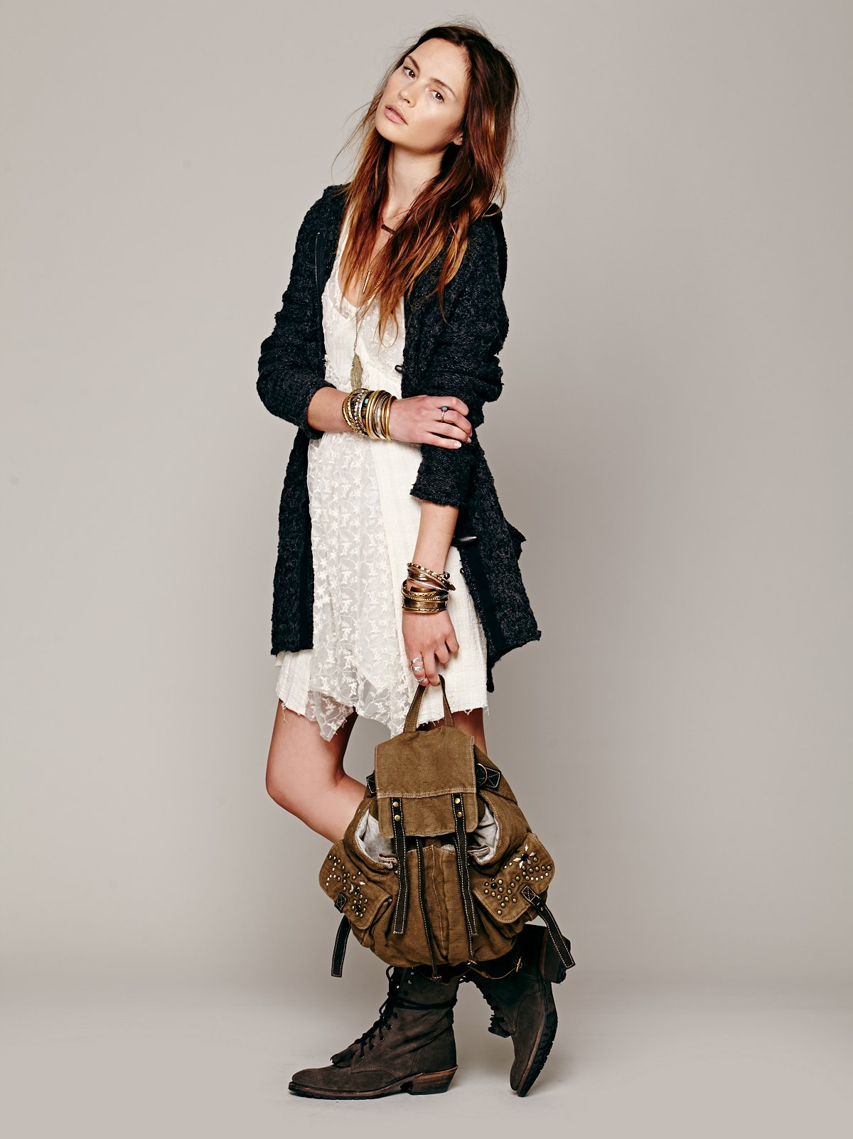 Hartley Slouchy Hobo