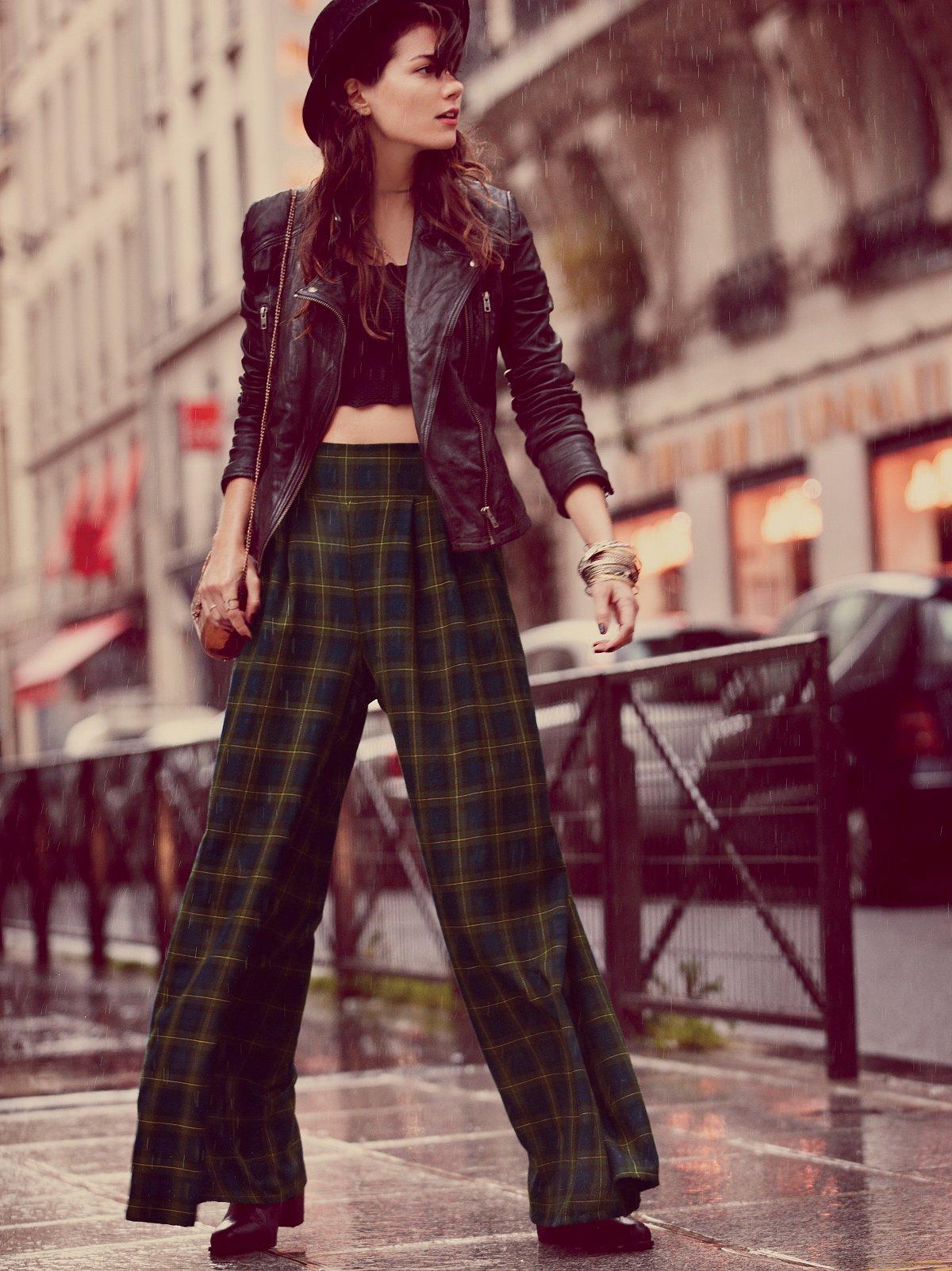 Menswear Florence Wideleg