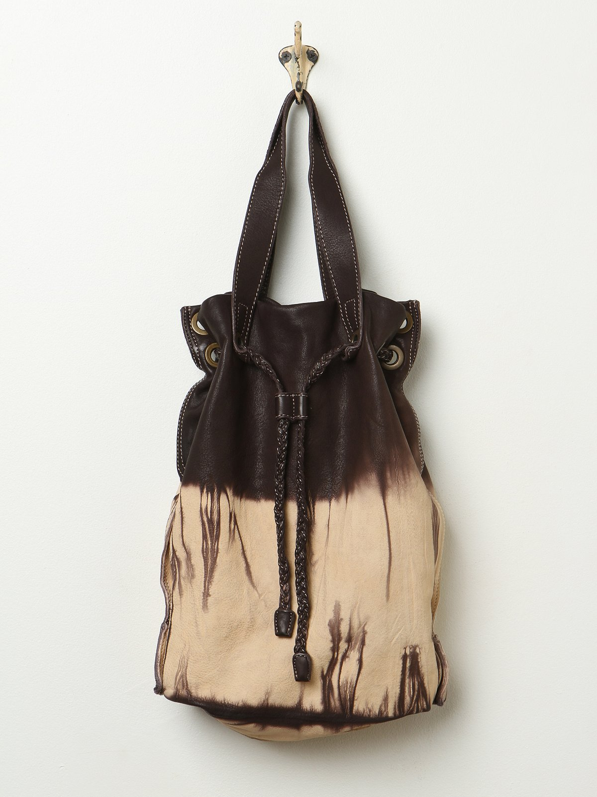 Jagger Leather Tote